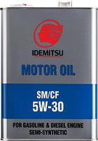 出光モーターオイル SM/CF 5W-30 リーズナブルな汎用オイル ガソリンスタンド 香川県