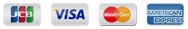 まいどプラスカードは4種類の国際ブランドから選べます。